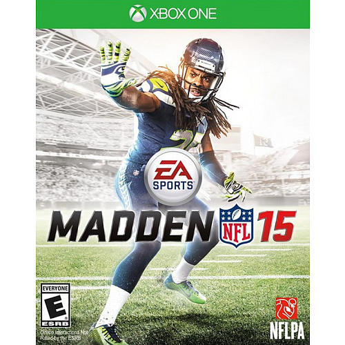 Electronic Arts MADDEN NFL 15 (Xbox One) - Sports & Racing