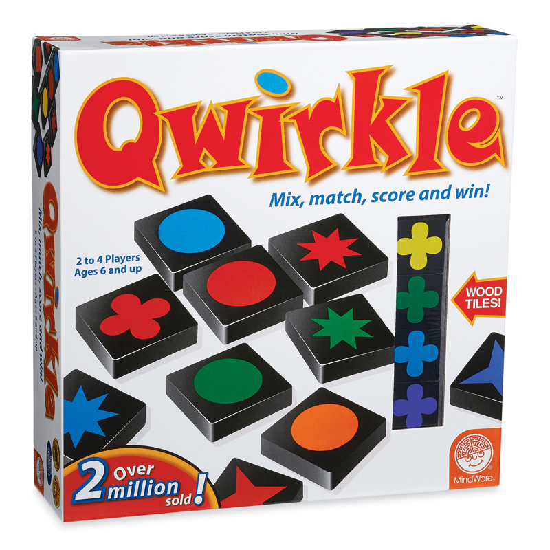 MindWare Qwirkle Game by Generic