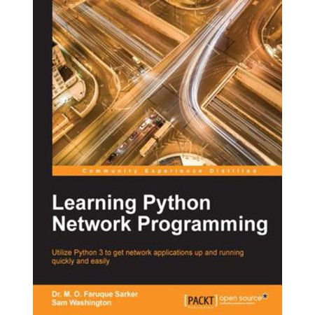 Learning Python Network Programming - eBook