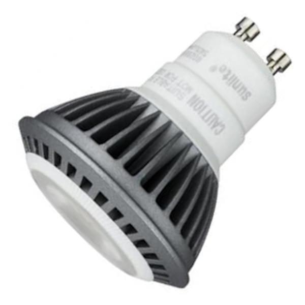 Sunlite 80280 - MR16/7W/GU10/D/27K MR16 Flood LED Light Bulb