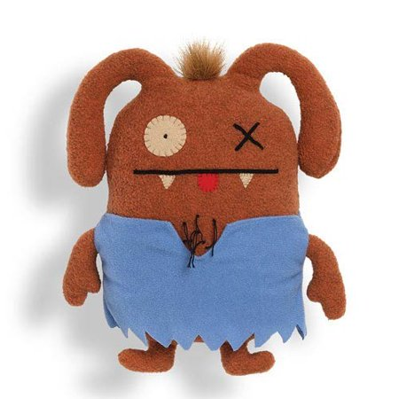 Universal Monsters Wolfman Uglydoll Ox Plush (Number of Pieces per Case: 1) (Uglydoll Ox)