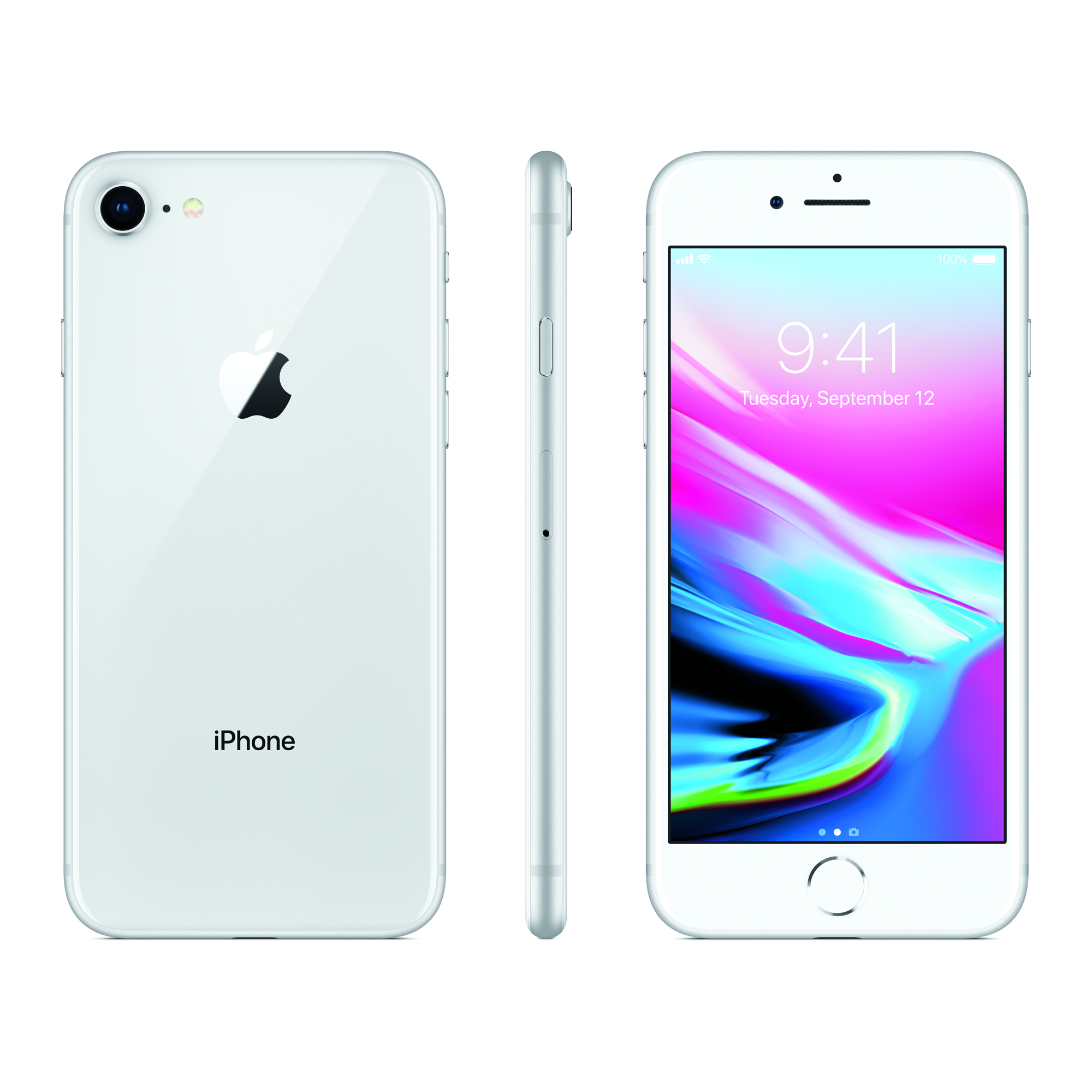 simple mobile iphone simple mobile prepaid apple iphone 8 64gb silver 12978