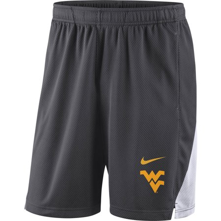 - West Virginia Mountaineers Nike Franchise Shorts - Charcoal