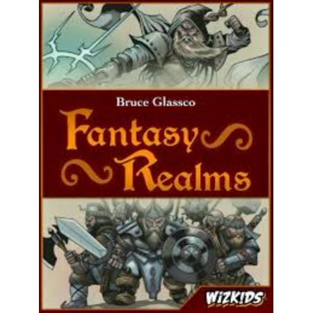 WizKids Fantasy Realms Board Game