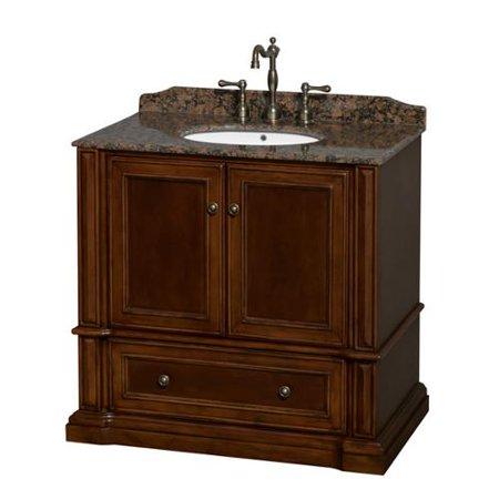 Wyndham Collection Rochester 36-inch Single Bathroom ...
