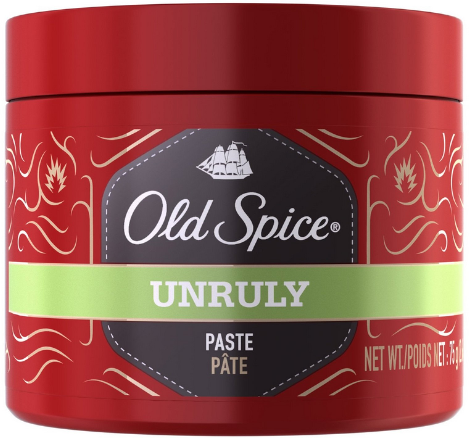 Old Spice Styler Unruly Paste 1 ea (Pack of 3)