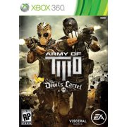 Army of Two: The Devils Cartel, Electronic Arts, Xbox 360, 014633197198
