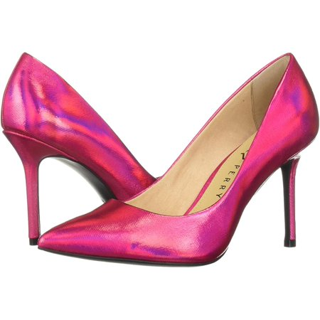 Katy Perry Womens The Sissy Pointed Toe Classic Pumps Pat Pointed Toe Pump