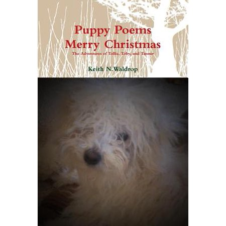 Puppy Poems Merry Christmas ()