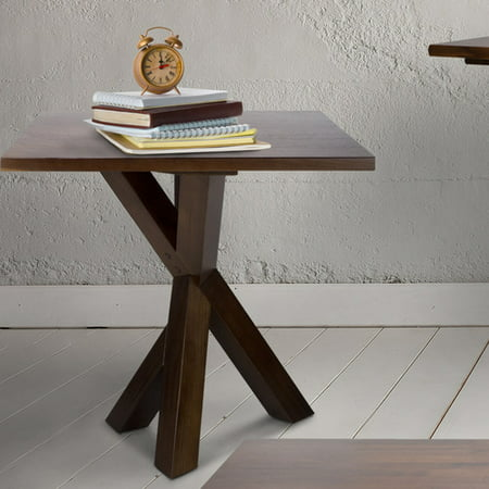 Thick Wood Top (Ridgefield End Table with 1