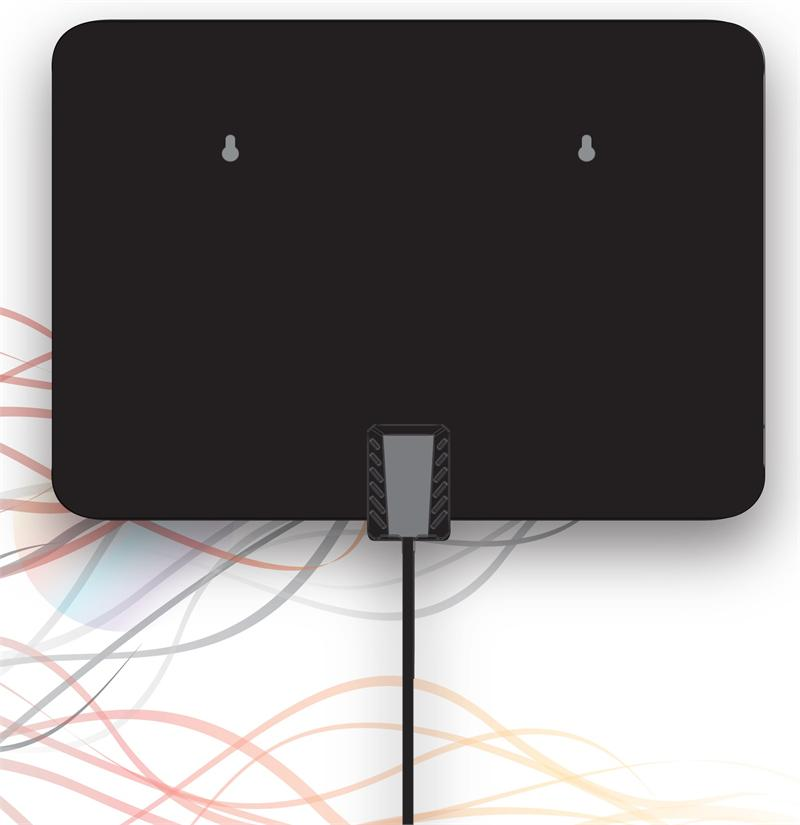 Inland Products ProHT 05500 Slim Leaf Indoor Antenna