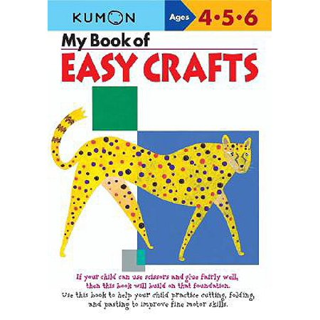 My Book of Easy Crafts : Ages 4-5-6](Easy Craft)