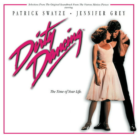 Dirty Dancing (Original Soundtrack From The Vestron Motion Picture) (CD) - Halloween 3 Soundtrack Zip