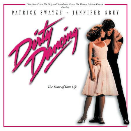 Dirty Dancing (Original Soundtrack From The Vestron Motion Picture) (CD) - The Halloween Tree Soundtrack
