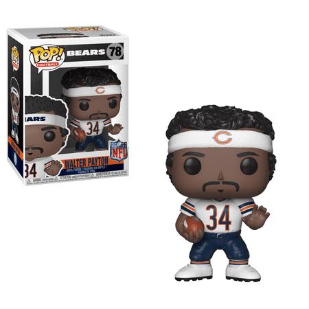 Funko POP! NFL: Legends - Walter Payton (Walter Payton Collectibles)