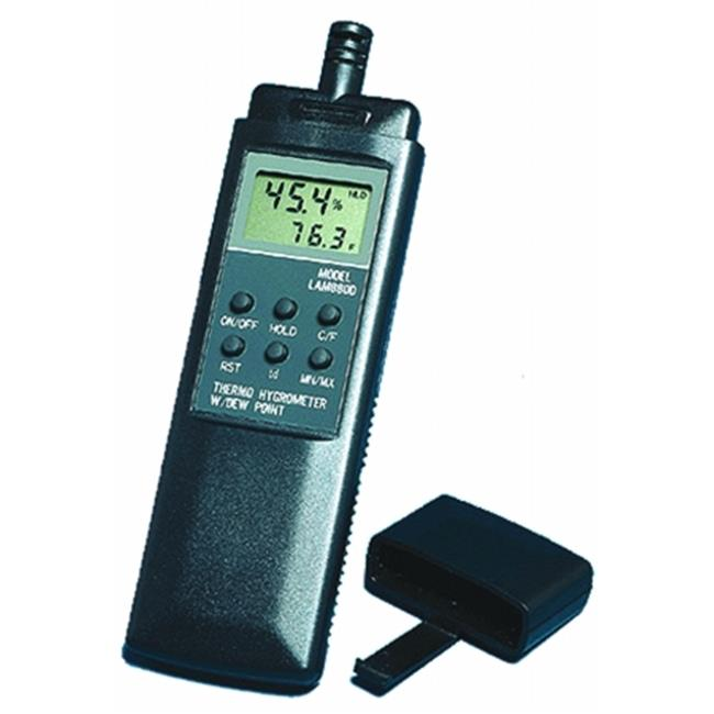 General Tools & Instruments LAM880D Dew Point Thermo-Hygrometer