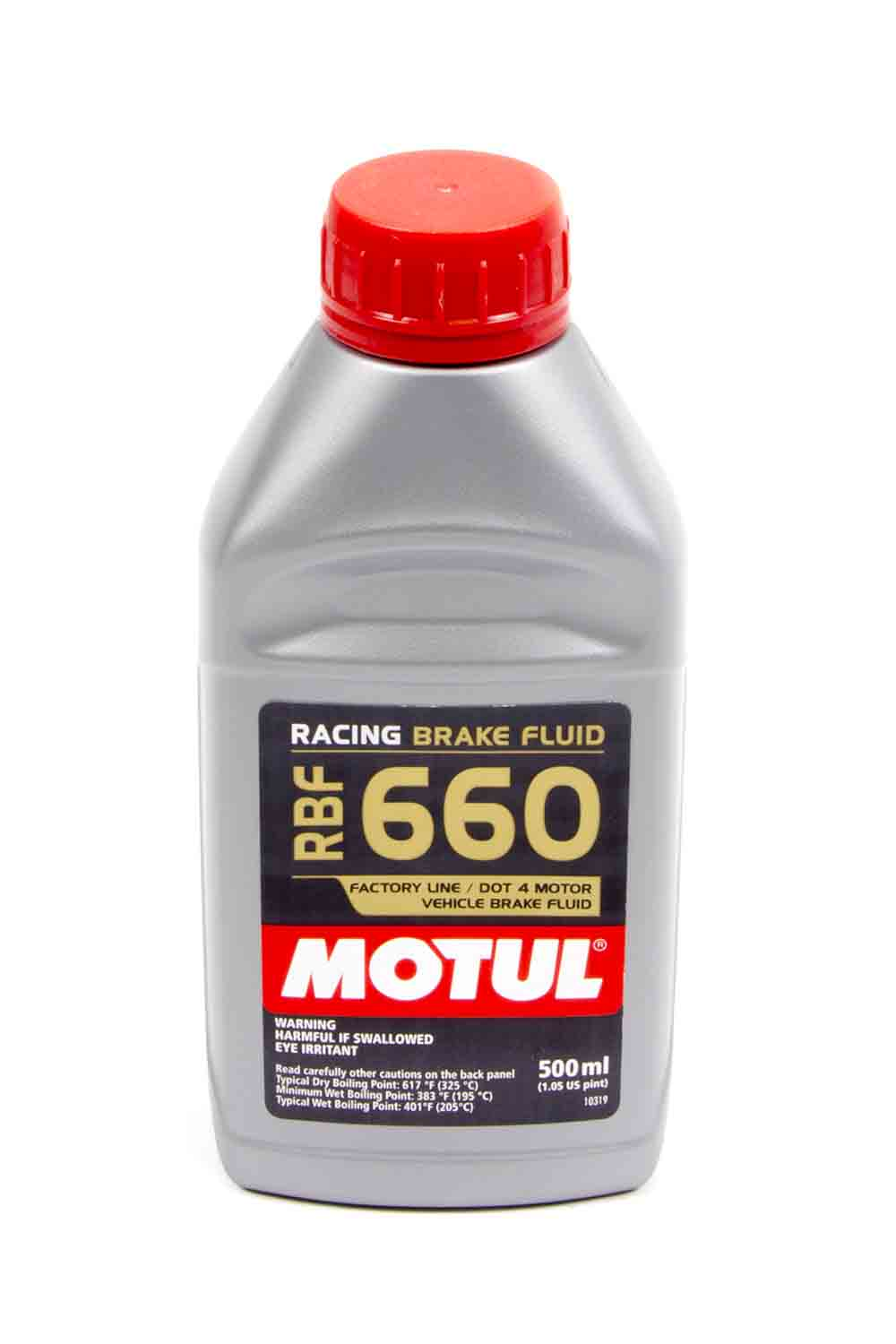 Allstar Performance Motul 660 DOT 4 Brake Fluid 16.9 oz Each P N 78118 by ALLSTAR PERFORMANCE