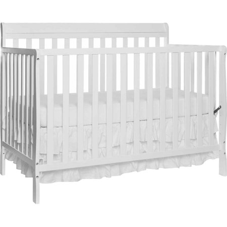 Dream On Me Alissa Convertible 4 in 1 Crib in White