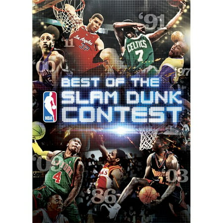 Nba Best of the Slam Dunk Contest (DVD)