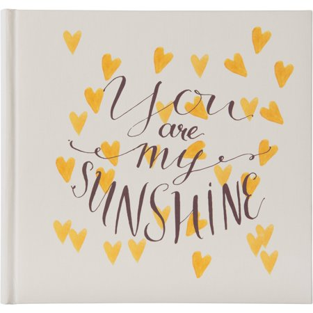 Pinnacle My Sunshine Photo Album, Holds 120 - 4