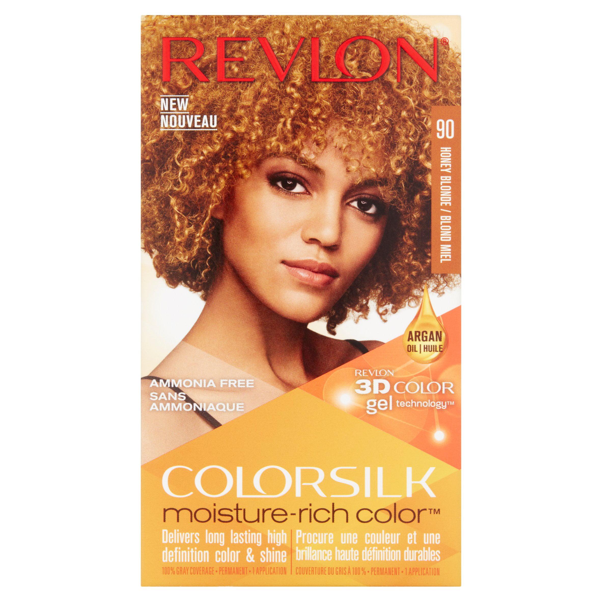Revlon Colorsilk Moisture Rich Color 90 Honey Blonde Hair Color 1