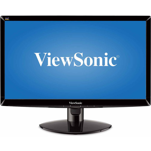 Manufacturer Refurbished ViewSonic VA2037A LED 20 Inch Eco-Friendly with Superior Performance Monitor