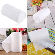 OTVIAP Diaper Insert, Disposable Diaper Liner,100PCS/Roll Disposable Cloth Baby Nappy Liner Covers Soft Diaper Pad Insert