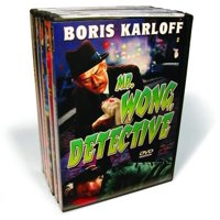 Mr Wong Detective: The Complete Collection (DVD)