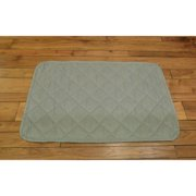 """Formosa Covers Deluxe Tufted Dog travel mat, Crate mat, Kennel mat, Cargo liner 30""""x24"""""""