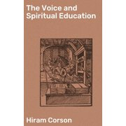 The Voice and Spiritual Education - eBook