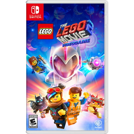 The LEGO Movie 2 Videogame, Warner Bros, Nintendo Switch, 883929668113](Games Angry Birds Halloween 2)
