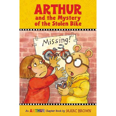 Arthur and the Mystery of the Stolen Bike by