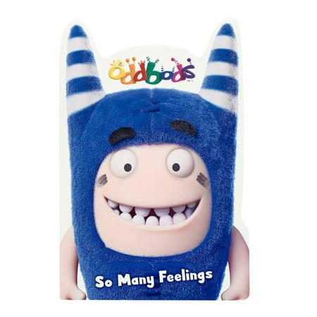 Oddbods Children's Board Book for Emotional Intelligence: So Many Feelings