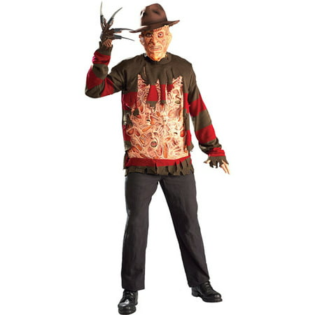 Freddy Chest of Souls Adult Halloween Sweater Costume - One Size](Freddy Krueger Chest Of Souls)