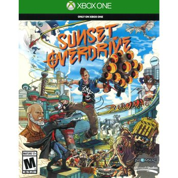 Sunset Overdrive for Xbox One Game