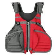 Fishing Vest Adjustable Breathable Sailing Kayaking Boating Waistcoat