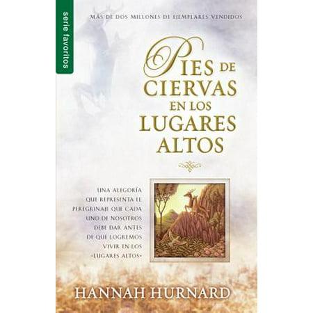 Pies de Ciervas En Los Lugares Altos (Musica De Los 80 En Espanol Romantica)