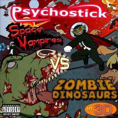 SPACE VAMPIRES VS ZOMBIE DINOSAURS - Halloween Wars Zombies Vs. Vampires