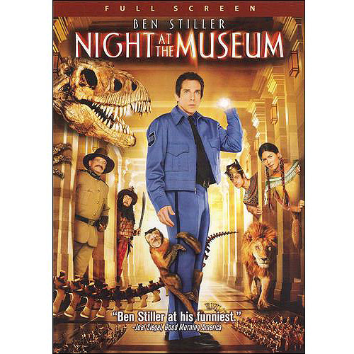 Night At The Museum (Full Frame)