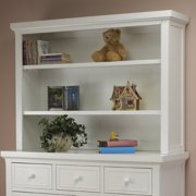 Sorelle Alex Double Dresser Hutch in White