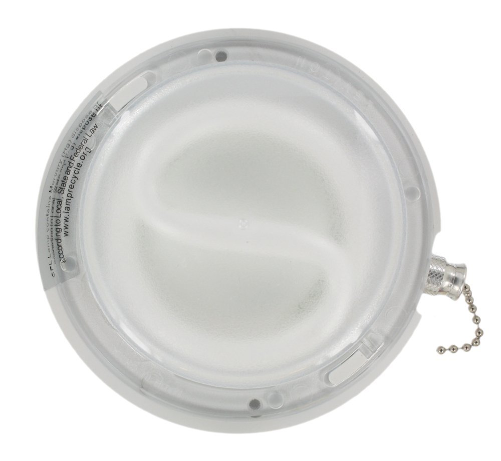 9862-PCH Compact Fluorescent Lampholder, With Pull Chain ...