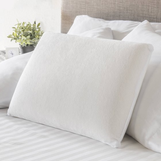 Mainstays Traditional Memory Foam Pillow - Walmart.com