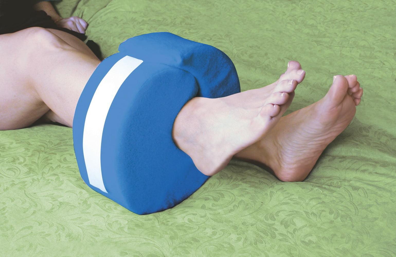 Foot Elevator Support Pillow Donut Style Cushion Diabetics Sensitive Feet Walmart Com Walmart Com