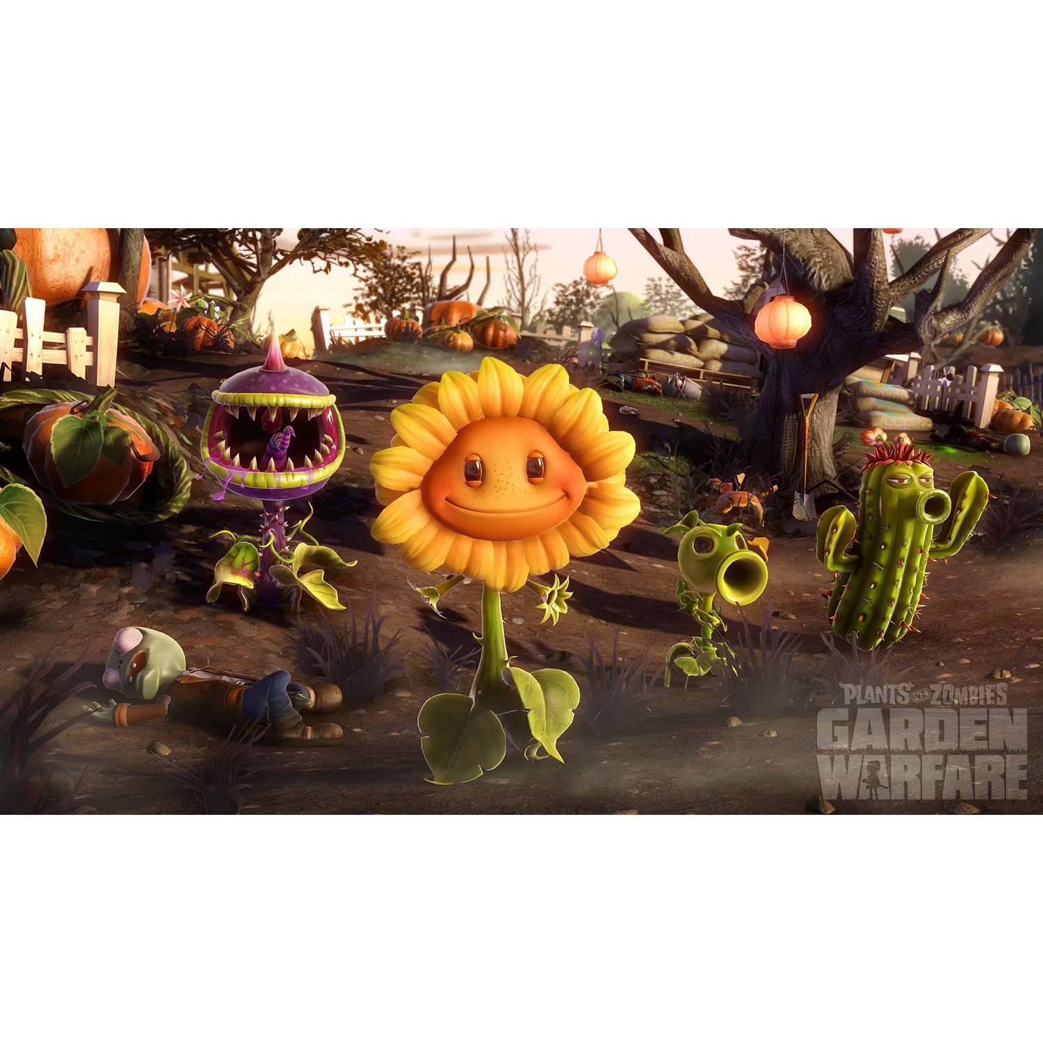 Plants Vs Zombies Garden Warfare - Walmart.com