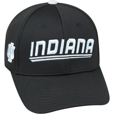 - University Of Indiana Hoosiers Black Baseball Cap