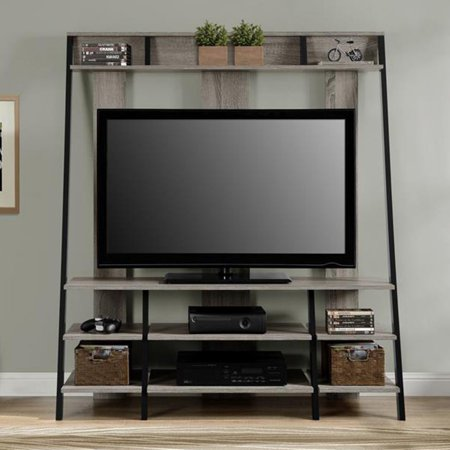 Ameriwood Home Dunnington Ladder Style Home Entertainment Center, Multiple Colors Bedroom Set Entertainment Center