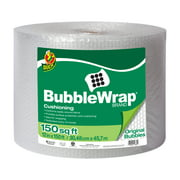 Duck Bubble Wrap, 12'' x 150' Roll