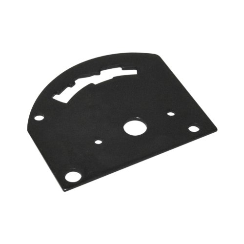 B&M 80710 3-Speed Reverse Pattern Gate Plate for Pro Stick Automatic Shifter by B%26M
