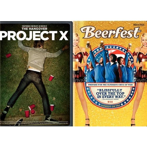 Project X / Beerfest (Widescreen)