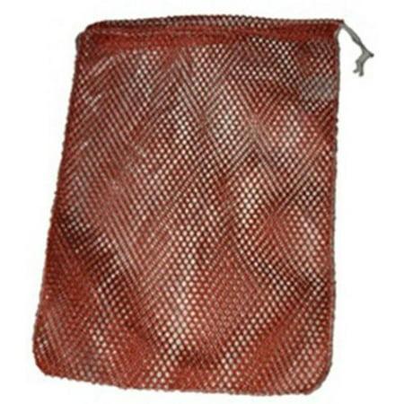 Mesh Drawstring Goodie Bag- Medium for Scuba Diving, Snorkeling or Water Sports, Mesh Goodie Bag. By Trident Diving Equipment Water Sport Equipment